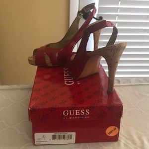 Woman's Guess heels